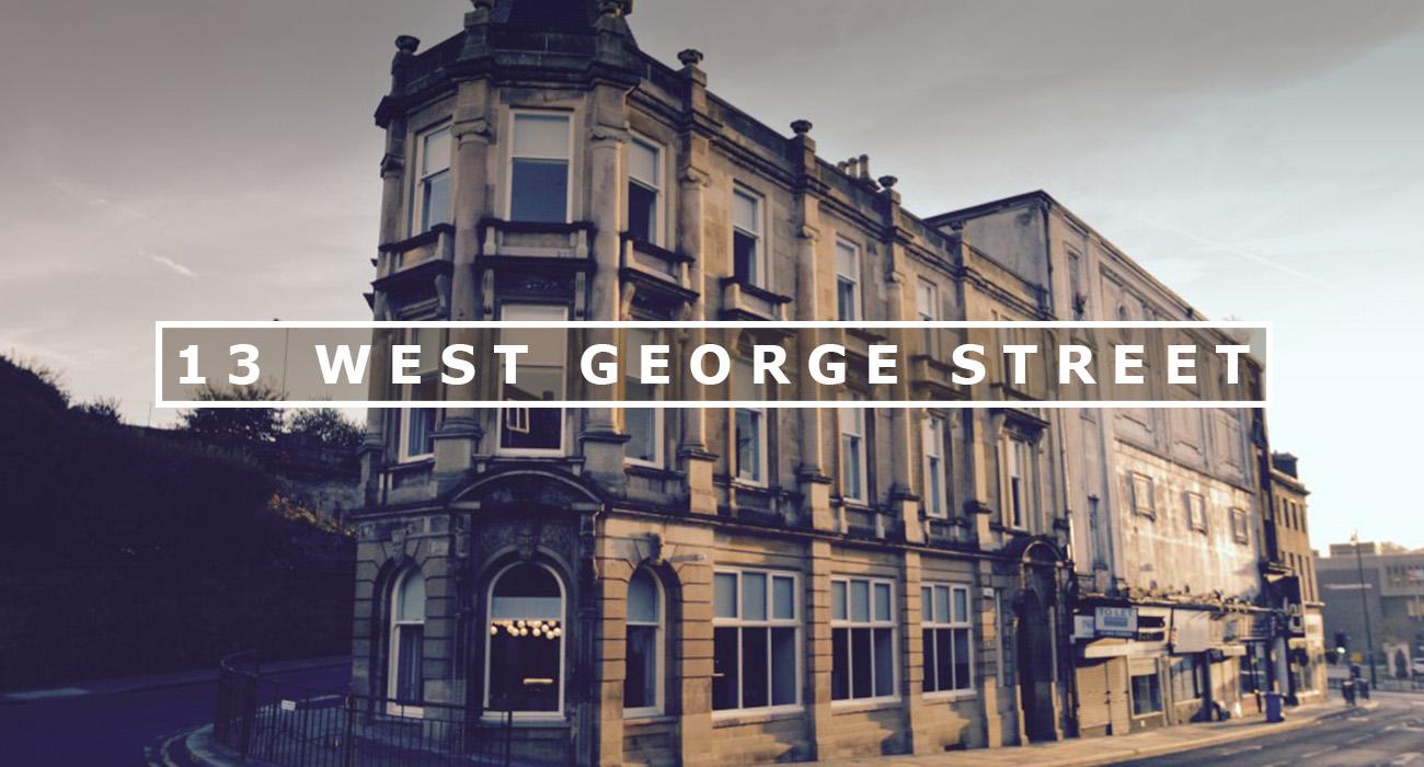 13 WEST GEORGE STREET